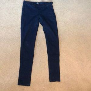 Mossimo jeggings. Worn once.